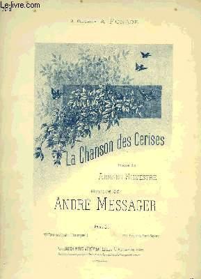 LA CHANSON DES CERISES