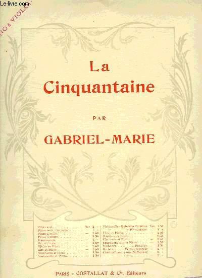 LA CINQUANTAINE