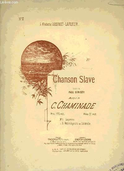 CHANSON SLAVE
