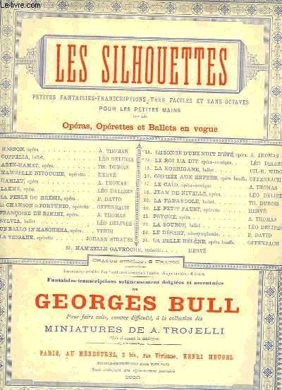 LES SILHOUETTES