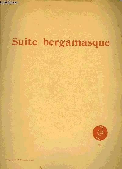 SUIT BERGAMASQUE