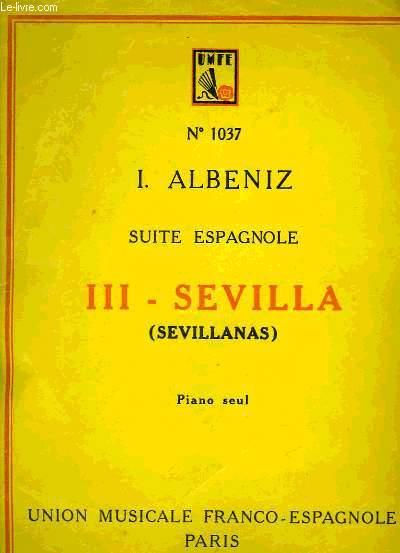 III - SEVILLA