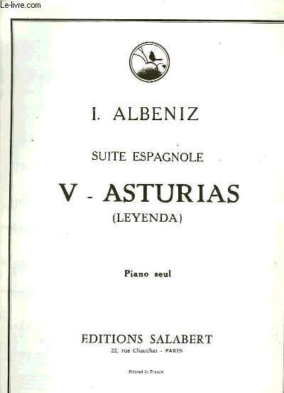V - ASTURIAS