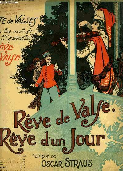 REVE DE VALSE, REVE D'UN JOUR