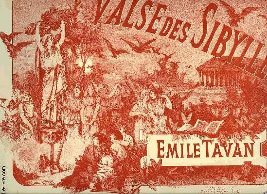 VALSE DES SIBYLLES
