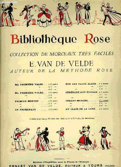 BIBLIOTHEQUE ROSE