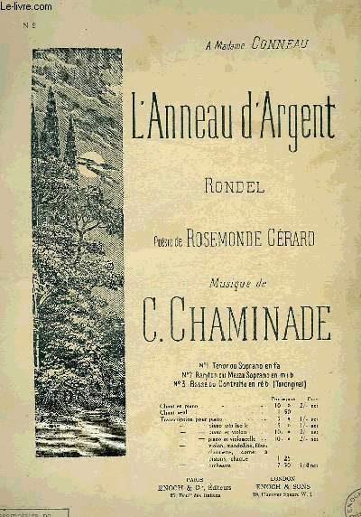 L'ANNEAU D'ARGENT