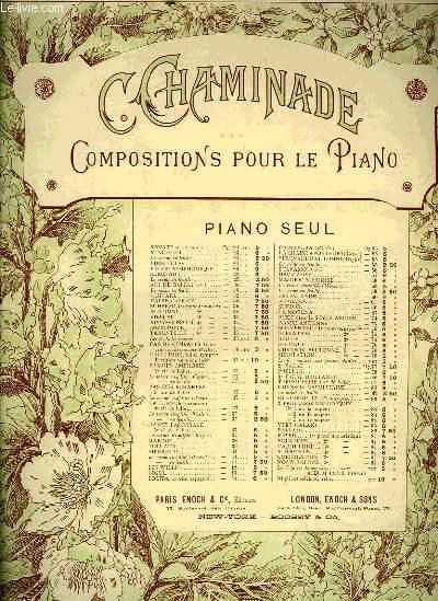 COMPOSITIONS POUR LE PIANO