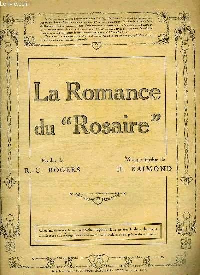 LA ROMANCE DU
