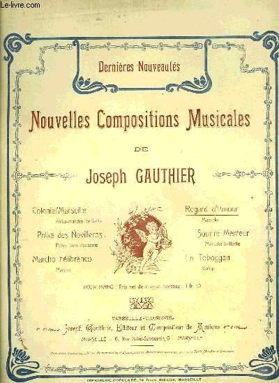 NOUVELLES COMPOSITIONS MUSICALES