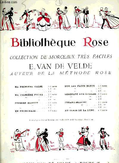 BIBLIOTHEQUE ROSE N°7
