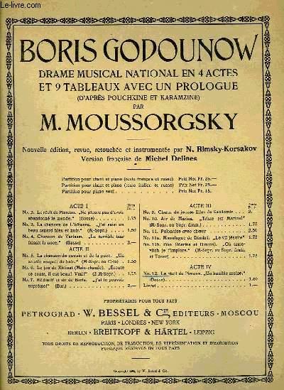 BORIS GODOUNOW