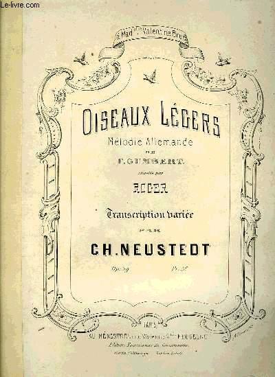 OISEAUX LEGERS