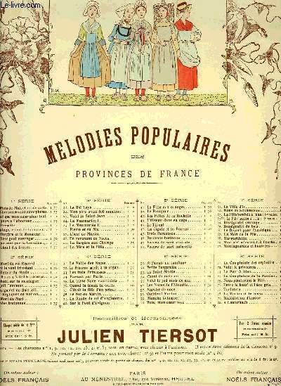 MELODIES POPULAIRES