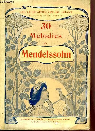 30 MELODIES