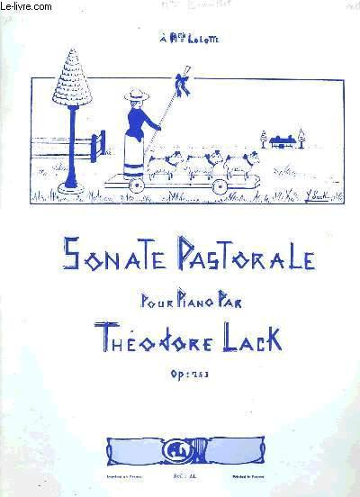SONATE PASTORALE