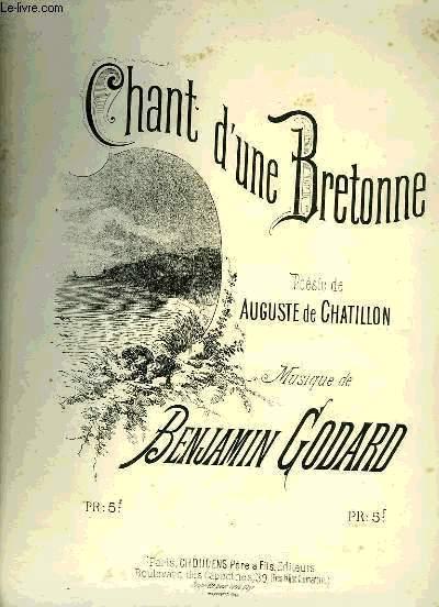 CHANT D'UNE BRETONNE