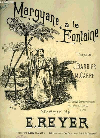 MARGYANE A LA FONTAINE