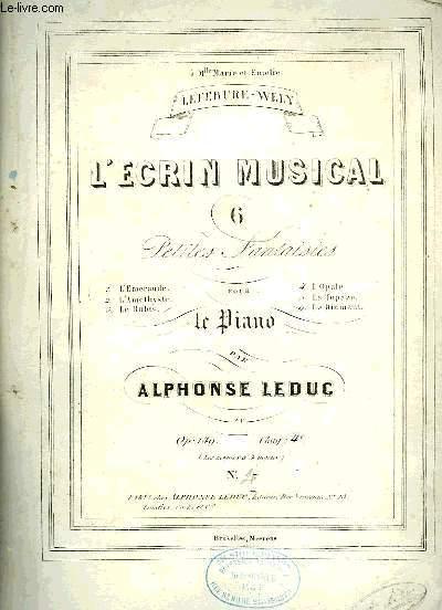 L'ECRIN MUSICAL