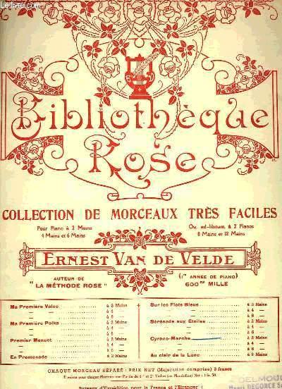 BIBLIOTHEQUE ROSE