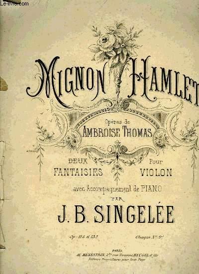 MIGNON / HAMLET