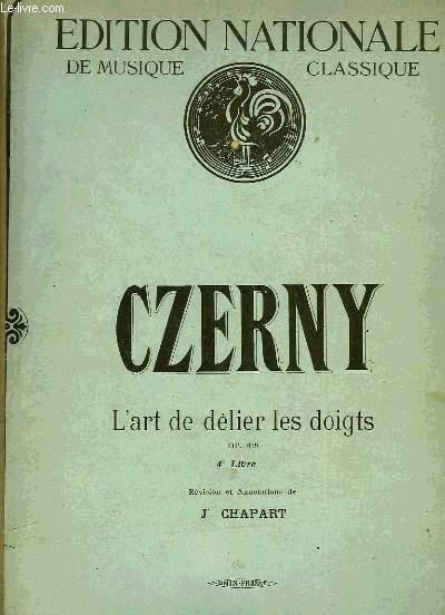 L'ART DE DELIER LES DOIGTS
