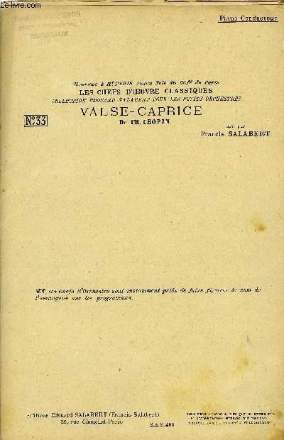 VALSE-CAPRICE