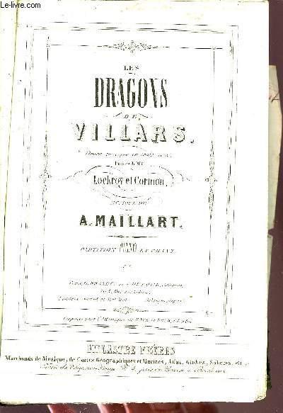 LES DRAGONS DE VILLARS