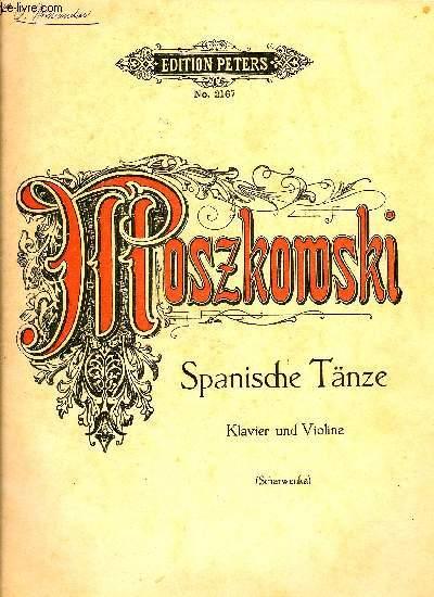 SPANISCHE TANZE