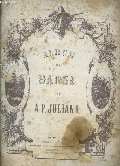 ALBUM DE DANSES