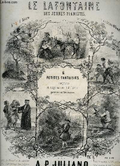LE LAFONTAINE DES JEUNES PIANISTES