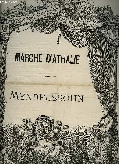 MARCHE D'ATHALIE