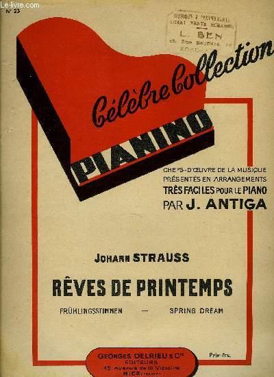REVES DE PRINTEMPS