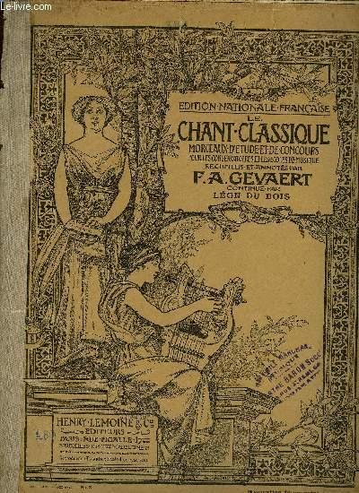 LE CHANT CLASSIQUE N°381