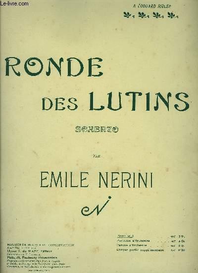 RONDE DES LUTINS
