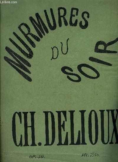 MURMURES DU SOIR