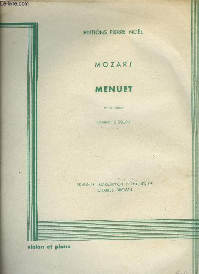 MENUET
