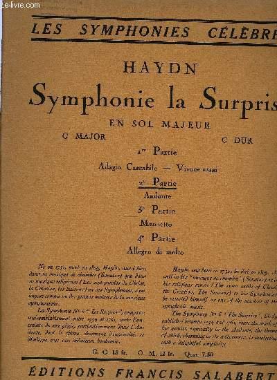 SYMPHONIE DE LA SURPRISE