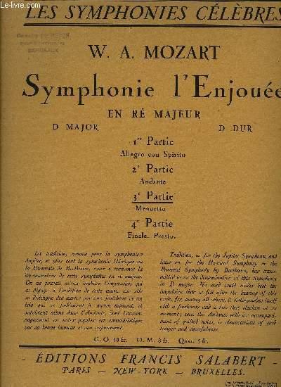 SYMPHONIE L'ENJOUEE