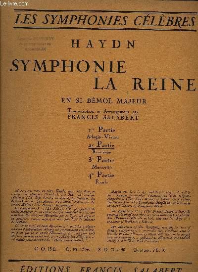 SYMPHONIE LA REINE