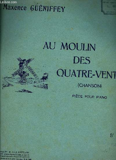 AU MOULIN DES QUATRE VENTS
