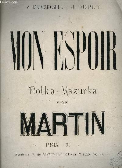 MON ESPOIR