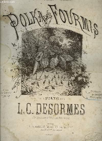 POLKA DES FOURMIS