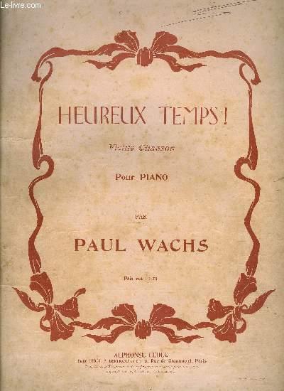 HEUREUX TEMPS