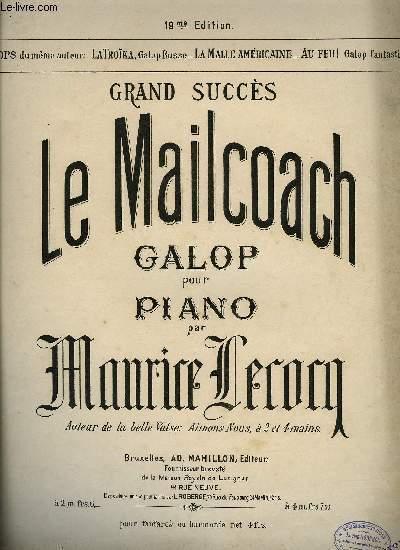 LE MAILCOACH