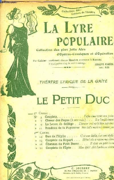 LE PETIT DUC