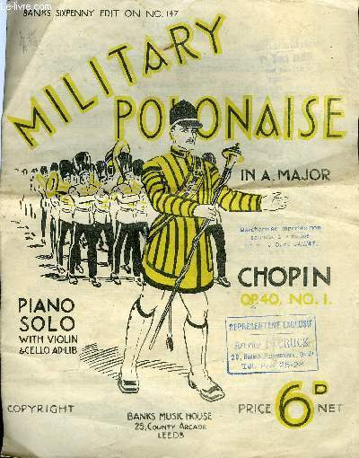 MILITARY POLOAISE