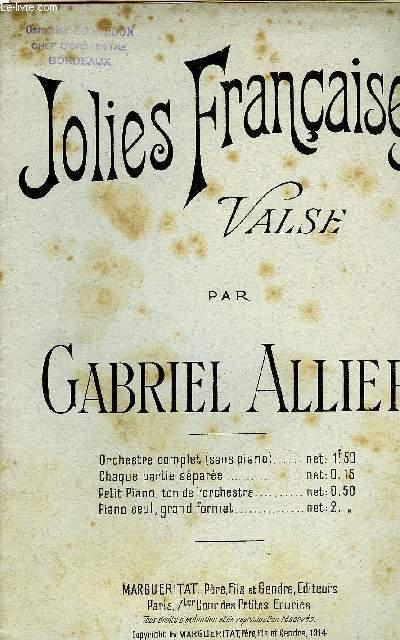 JOLIES FRANCAISES