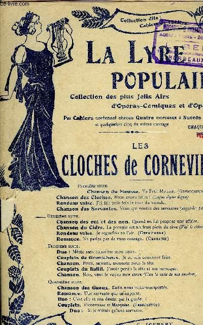 LES CLOCHES DE CORNEVILLES