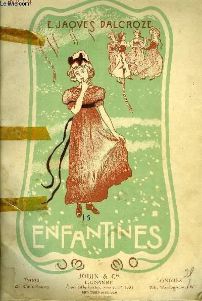 ENFANTINES N°14
